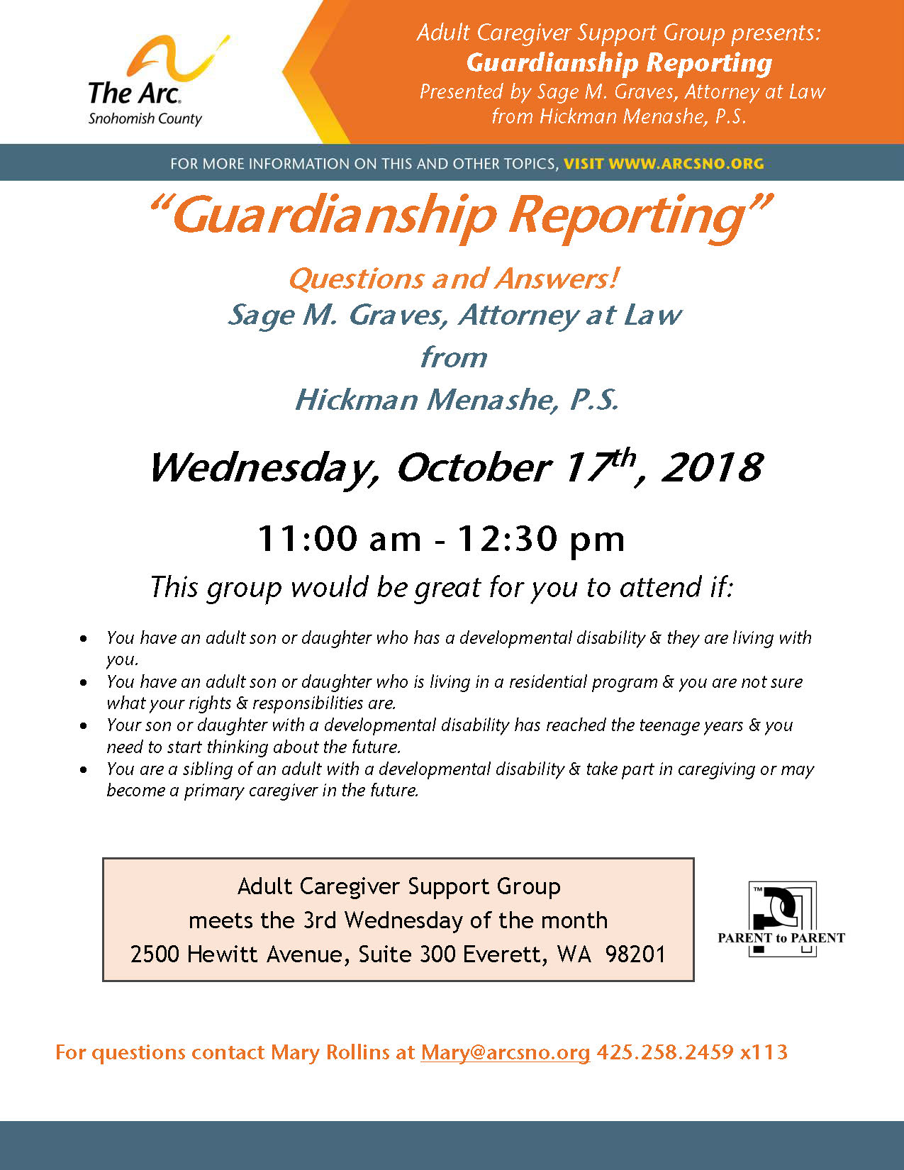 ACG Guardianship Reporting 2018 October