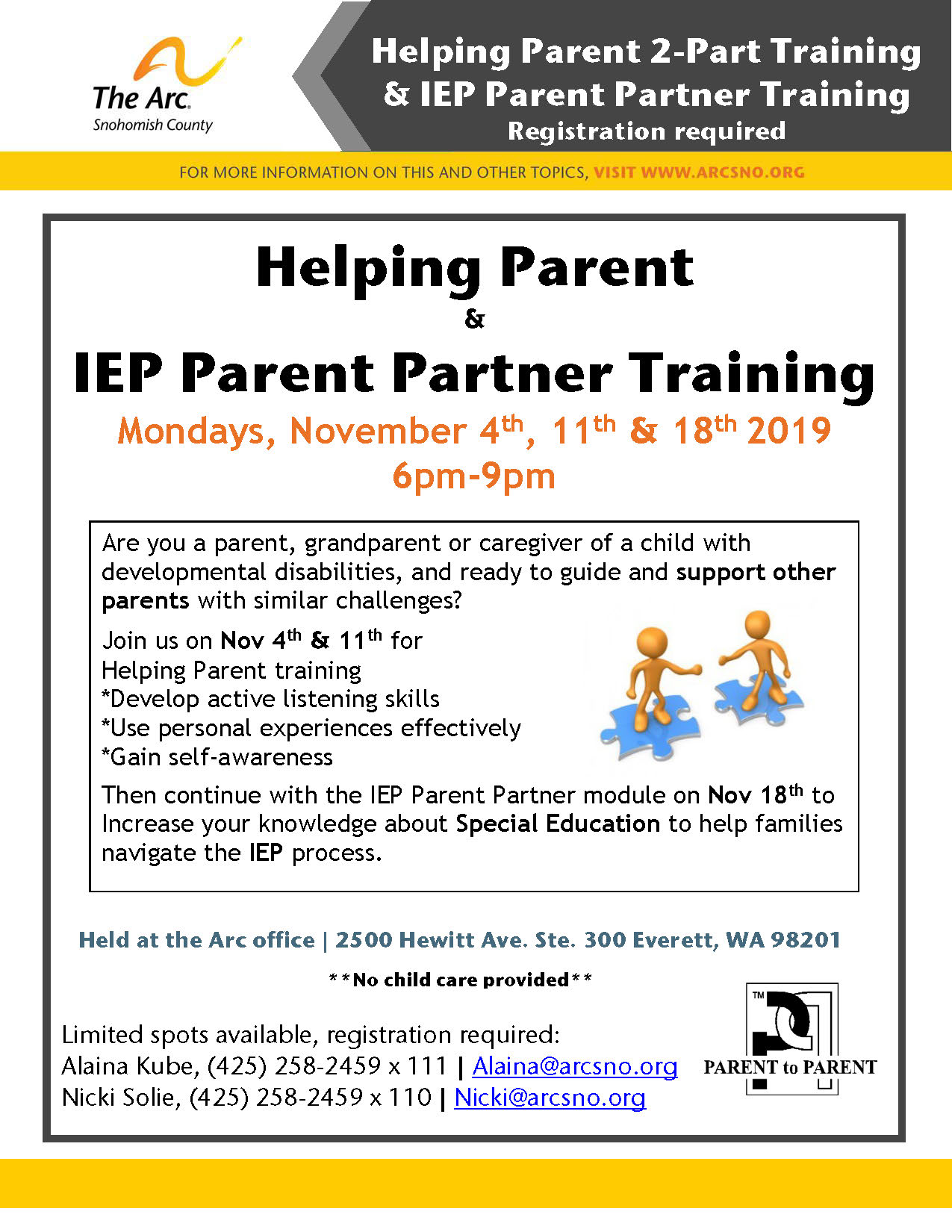HP and IEP PP flyer Nov 2019