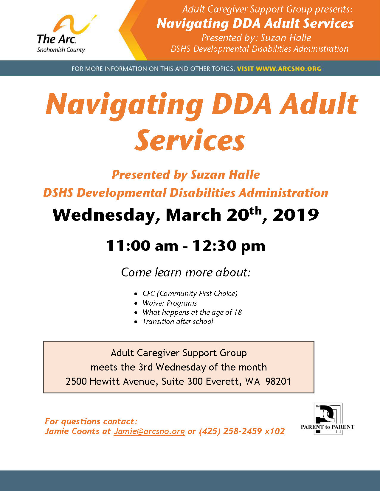 ACG March2019 DDA