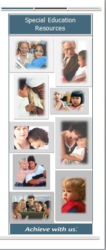 Special Education Resources Brochure