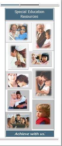 Special Education Resources Brochure